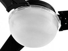 Ventilador de Teto Aliseu Alisclean 3 Pás - 3 Velocidades Black Piano para 2 lâmpadas com as melhores condições você encontra no Magazine Asmcontato22. Confira!