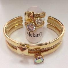 Chanel Jewelry, Jewelry Rings, Jewellery, Rose Rings, Ring Watch, Trendy Jewelry, Bangles, Bracelets, Beautiful Rings