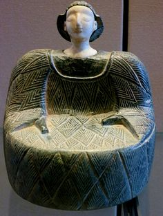 Another Bactrian Princess. Ancient Persian, Ancient Egyptian Art, Ancient Aliens, Ancient History, Art History, European History, Ancient Greece, American History, Bronze Age Civilization