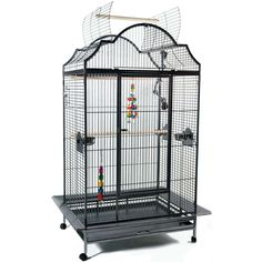 Enterprise Large Top Opening Parrot Cage