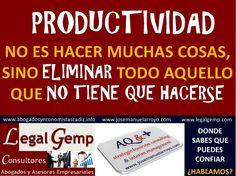 Para comenzar Septiembre de una manera productiva.... Frases Motivacionales sobre Gestión Empresarial. www.josemanuelarroyo.com www,abogadosyeconomistascadiz.info