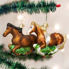 In 1971, the U.S. Congress recognized Mustangs as living symbols of the historic and pioneer spirit of the West. Because they are thought of as possessing hardiness, grace, speed and independence, the name Mustang is popular for sports mascots and high performance products. - Christmas - National Cowboy Museum