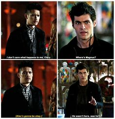 """#Shadowhunters 2x10 """"By the Light of Dawn"""""""