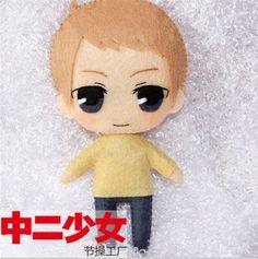 Sherlock Holmes John·H·Watson Anime Cosplay DIY toy Doll material Decor Cute $15.78 More