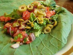 raw tacos (site includes raw vegan mealplans)