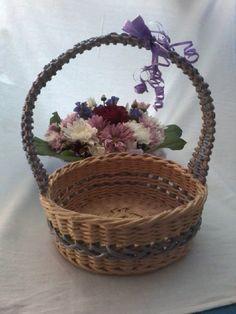 корзинка под цветочную композицию