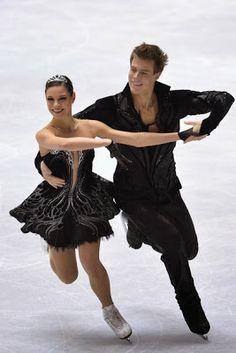 Elena Ilinykh and Nikita Katsalapov, Swan Lake Free dance Sochi 2014
