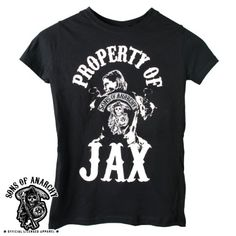 Sons Of Anarchy - Property Of Jax Gir...