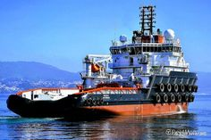 Tug Boats, Sail Boats, Offshore Boats, Merchant Marine, Float Your Boat, Engineering Projects, Arctic Circle, Boat Building, Water Crafts