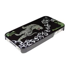 Black Tiger,Bamboo for iPhone4/4S