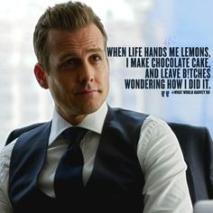 Cheers! #whatwouldharveydo #harveyspecter #motivationalquotes #gabrielmacht #badass #work #game #winner #hustle #hustler #harveyspecterquotes