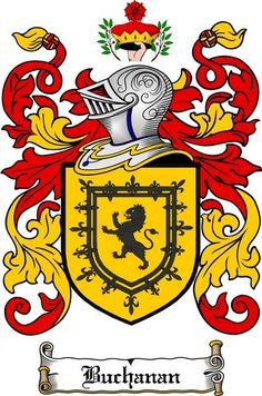 Image result for bull on family crest european winged for Buchanan clan tattoo