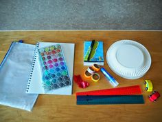 DIY Kids Hotel Activ
