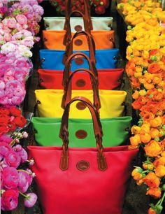 Dooney & Bourke - Nylon colors