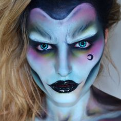 Malificent inspired look