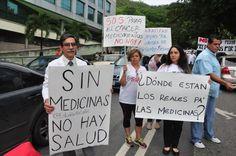 Ancora nessuna risposta alla Caritas Venezuela sulle medicine ferme alla dogana