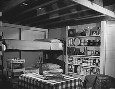 Fall Out Shelter c. 1957
