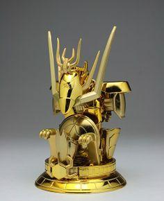 Armadura de Dragón, versión 2, Power of Gold
