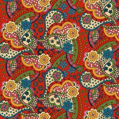 Liberty Lifestyle - Bloomsbury Collection - Virginia - Colourway A - LLBC07383256A
