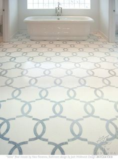Must have this bathroom tile.