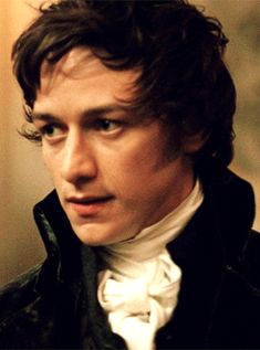 "James McAvoy - ""Becoming Jane"" - Costume designer : Eimer Ni Mhaoldomhnaigh James Mcavoy, Jane Austen, Hot British Men, Becoming Jane, Will Herondale, Scottish Actors, Movie Couples, Film Inspiration, Pride And Prejudice"