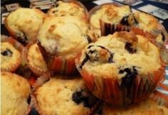Áfonyás muffin Muffin, Food And Drink, Breakfast, Morning Coffee, Muffins, Cupcakes