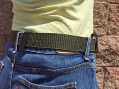Gear Review: Nexbelt, The Carry Belt With No Holes   https://guncarrier.com/gear-review-nexbelt-no-holes/
