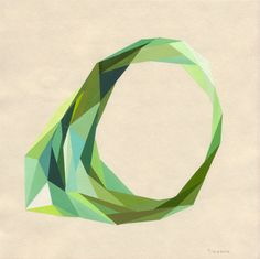 Archival print of the RING OF GREEN Children decor by treasurefrey, $20.00