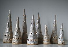 festive fellows / atelier stella ceramics