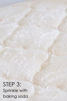 Clean Mattress Stains On Pinterest Mattress Stains