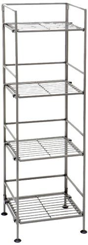 Seville Classics 4-Tier Iron Square Tower Shelving Sevill... https://www.amazon.com/dp/B006MON3A2/ref=cm_sw_r_pi_dp_x_TEfVxb27F096H