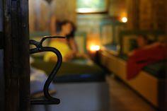Baita del Silenzio con materassi ad acqua riscaldati, area relax all'interno della nostra SPA- La Dolce Vita-