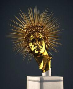 Esculturas Experimentais de Hedi Xandt