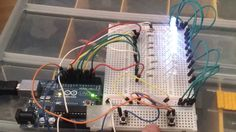 Arduino Project: LED Stair Lights (proof of concept)