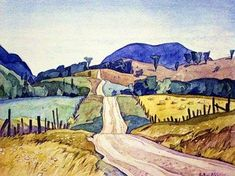 Landscape Paintings and photographs Picture Description Alfred Joseph Casson, OC (May 1898 – February was a member of the Canadian group of Canadian Art, Art Painting, Landscape Paintings, Art Photography, Group Of Seven Art, Painting, Art, Canadian Painters, Landscape Art