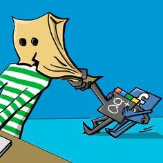 Wenn Social Communities die Anonymität im Internet bedrohen.