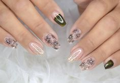 "276 Likes, 1 Comments - Michelle Soto (@chellys_nails) on Instagram: ""Shadow flowers #nailsinorlando #nailsinkissimmee #nailporn #orlandonailtech #nailsofinstagram…"""