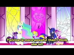 Twilight Sparkle vs. Twivine Sparkle (Round Two Theme) - YouTube