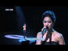Baek ji young-I won't love(20081130)