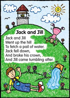 36 Best Nursery Rhyme Jack And Jill
