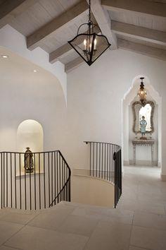 Ashy wood tone ceiling Montecito | Ryan Street & Associates