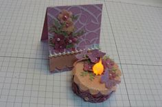 Splitcoaststampers - Tealight Cake