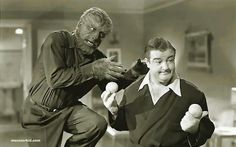 Lou Costello and the Wolf-Man