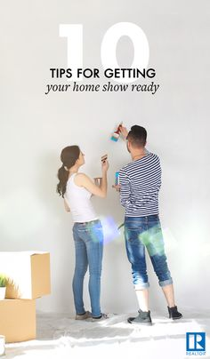 For the best chance of selling your home at the price you want, it's important to show it in its best state. From adding proper lighting to picking the right shade of paint, this guide will help you get your home ready to show to potential buyers. To ensure you get the best deal possible, make sure you've got a Realtor® in your corner.
