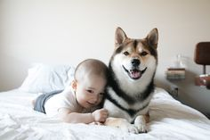 Issa and his inu brother Maru