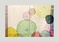 #Jogakbo #Pojaki #Patchwork #조각보 #보자기  창가에 핀 연꽃들 150cm x 130cm