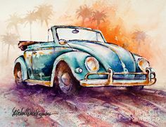 california-convertible-michael-david-sorensen.jpg (900×691)