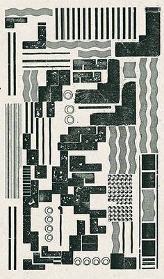 Typographic Composition (1924) by Teresa Zarnowerówna from a post about Polish…