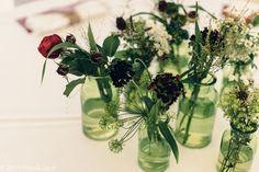 Hochzeitsreportage-Landhochzeit - Hochzeitsfotografie und Hochzeitsreportagen #Hochzeit #Centerpieces
