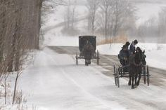 Inexpensive land lures Amish, Mennonites to Mohawk Valley